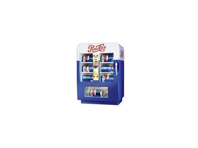 Nostalgia Electrics Pvm 545 Pepsi Vending Machine Blue