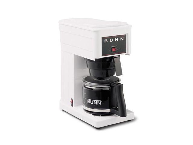 Bunn Coffee Maker Gr10 W : BUNN GR10-W White Home Pourover Coffee Brewer - Newegg.com