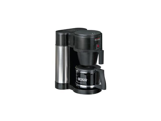 Bunn NHB 10 Cup Home Velocity Brewer Black