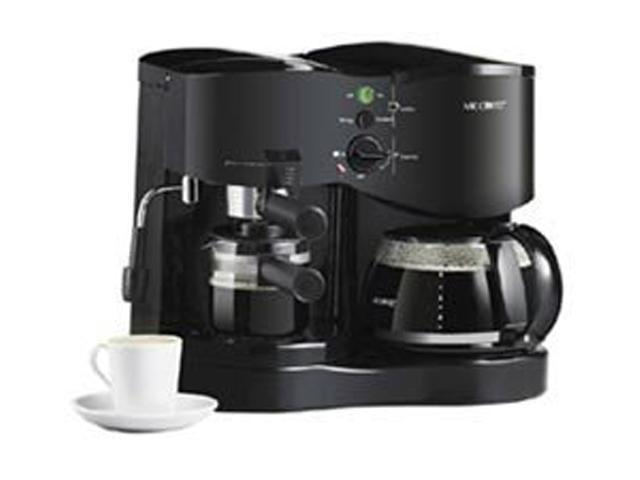 Mr Coffee Drip Coffee Maker Reviews : MR. COFFEE ECM21 Steam Espresso Maker/Automatic Drip Coffee Maker Black - Newegg.com