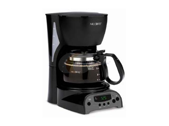 MR. COFFEE DRX5GTF 4-Cup Programmable Coffee Maker - Newegg.com