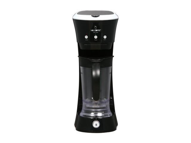 Mr Coffee Bvmc Fm1 Black Cafe Frappe Machine Newegg Com