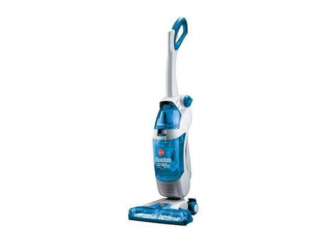 HOOVER H3044 FloorMate SpinScrub Wide-Path Hard-Floor Cleaner