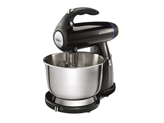Sunbeam 2591 12-Speed Mixmaster Stand Mixer Black
