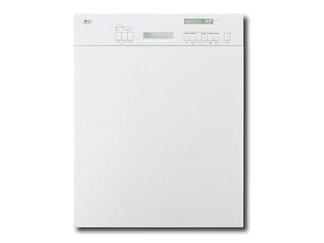 LG LDS5811WW Semi-Integrated Dishwasher White