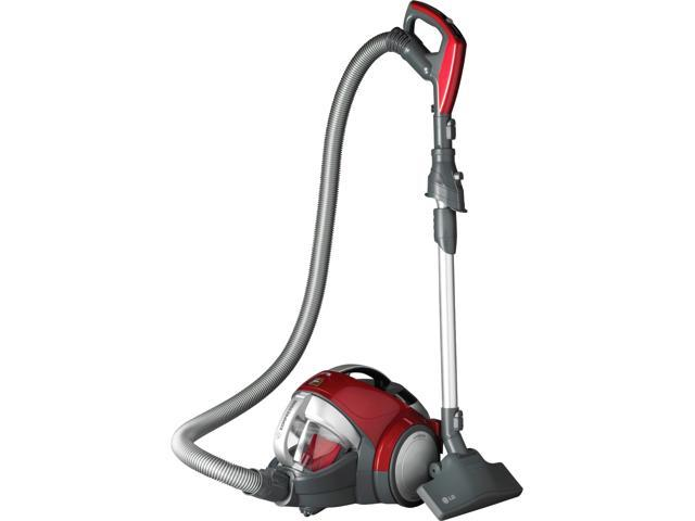 LG Kompressor Canister Compact PetCare Vacuum Cleaner, LCV800R