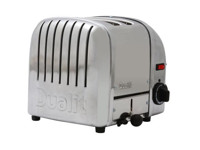 Dualit 20293 Chrome 2 Slice Bread Toaster