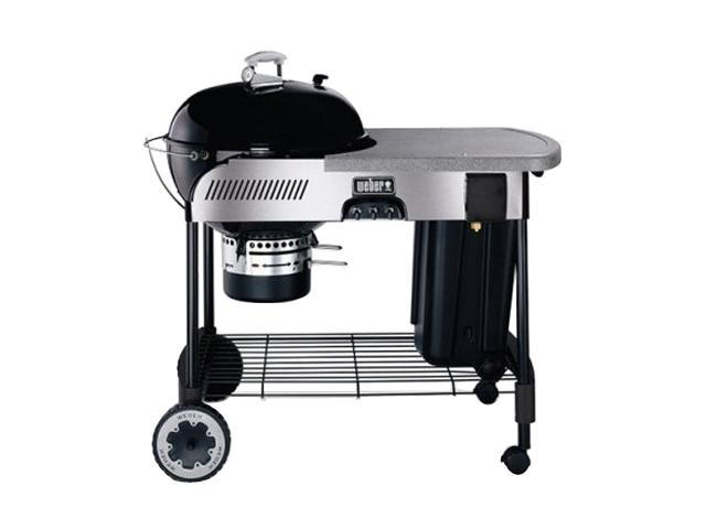 Weber performer charcoal grill 841001 black for Weber grill danemark