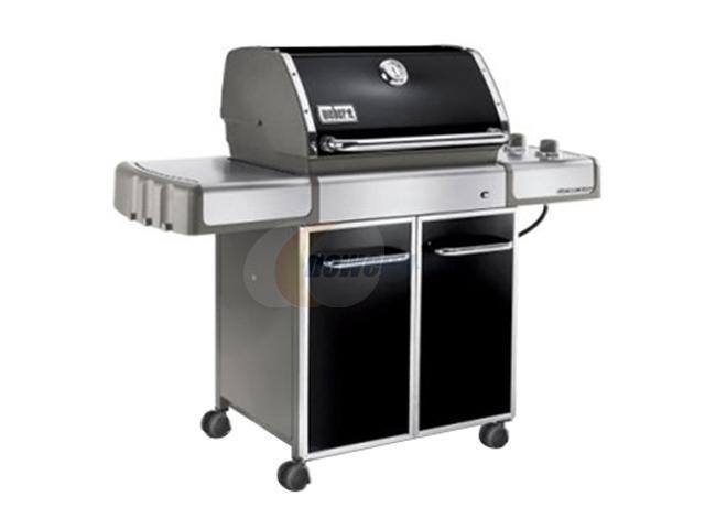 Weber genesis e 310 propane gas grill 3741001 black for Weber grill danemark