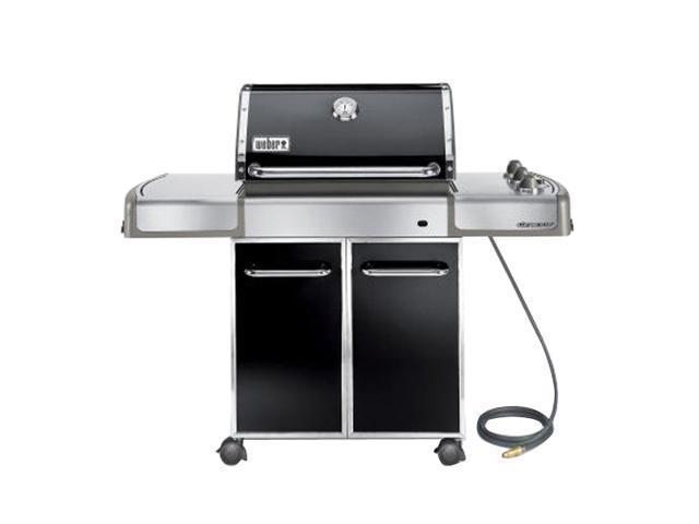 weber genesis e 310 natural gas grill 3841001 black. Black Bedroom Furniture Sets. Home Design Ideas