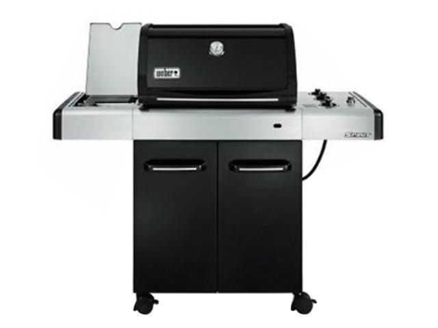 weber spirit e 320 propane grill 4431001 black. Black Bedroom Furniture Sets. Home Design Ideas