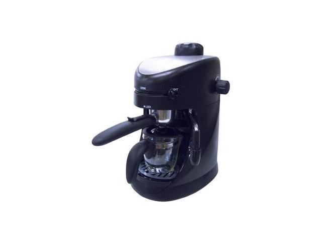 melitta mex6b cafe capp 4c steam espresso maker black. Black Bedroom Furniture Sets. Home Design Ideas