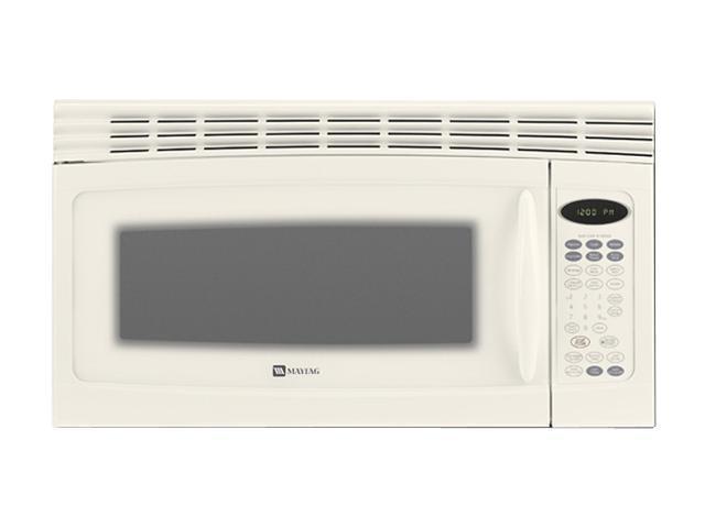 Whirlpool 1150 Watts Maytag Over Range Microwave MMV4205BAQ White