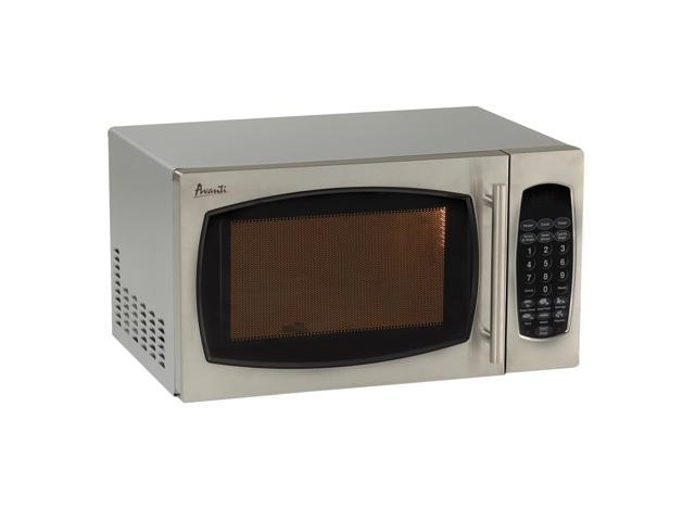 Avanti MO9003SST 0.9 Cu. Ft. 900W Countertop Microwave Oven