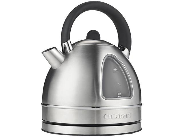 how to clean cuisinart electric kettle