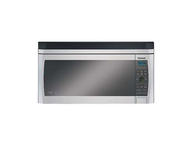 Panasonic 1200 Watts Over-the-Range, 2.0 Cu. Ft. Inverter Microwave Oven NN-H275SF Sensor Cook Stainless Steel