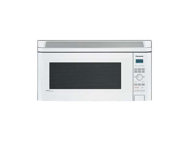Panasonic 1200 Watts Over The Range 2 0 Cu Ft Inverter Microwave