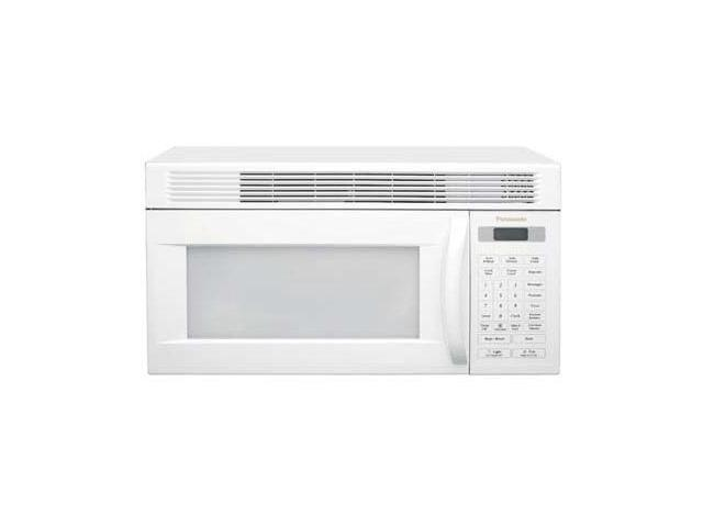 Panasonic Over-the-Range 1.5 cu. ft. Microwave Oven NN-S244WL
