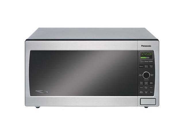 Panasonic 1250 Watts Genius Prestige Microwave Oven NNP794SF Sensor Cook Stainless Steel