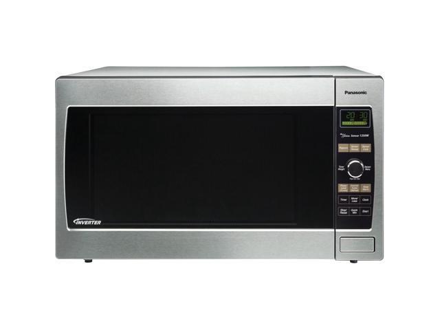 Panasonic Luxury Full-Size Microwave Oven NNSD967S