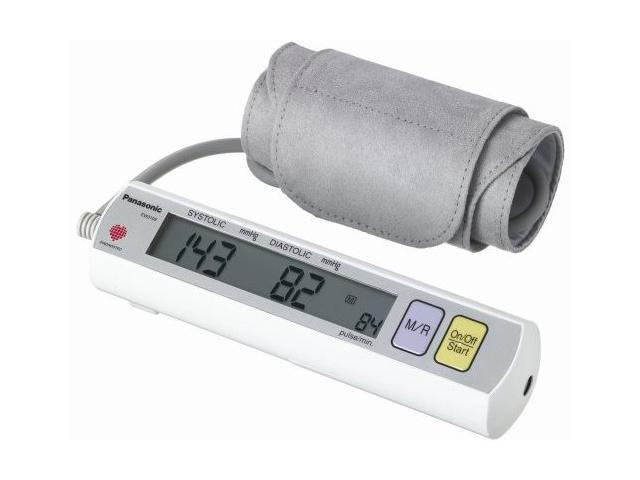 Panasonic EW3109W Blood Pressure Monitor