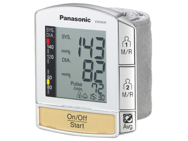 Panasonic EW3039S Flat Panel Display Arm Blood Pressure Monitor