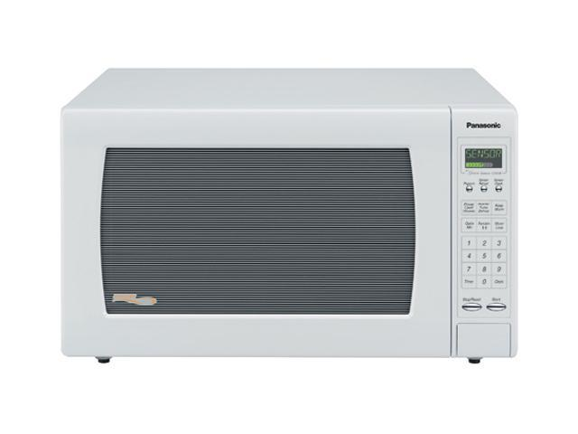 Panasonic NN-H965WF 2.2 cu. ft. Countertop Microwave Oven with Inverter Technology