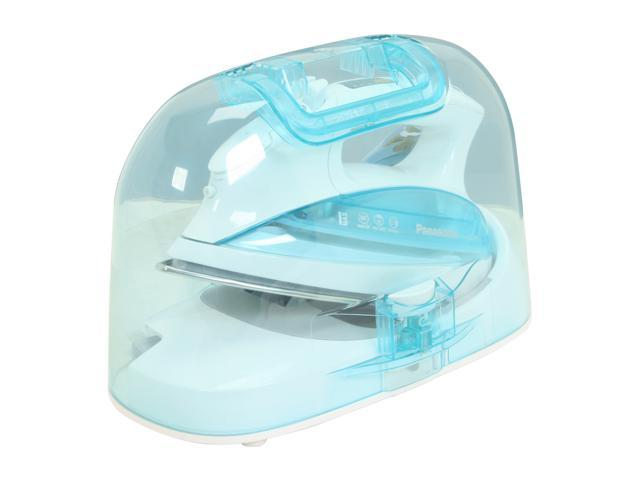 Panasonic NI-L71SR Cordless Steam Iron White & Aqua