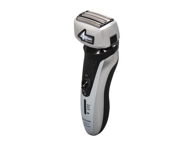 Panasonic ES-RF31-S 4-Blade Wet/Dry Shaver with Nanotech Blades and Arc Foil