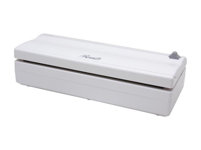 Rosewill RVCS-11001 Full Vacuum Sealer with Double blade bi-direction manual cutter