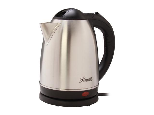 Rosewill RHKT-12002 Stainless Steel Kettle 1000W - Water, Tea or Coffee