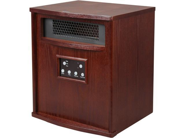 LifeSmart LS-1000X-6W 1500 Watts Infrared Heater 1500 sq. ft.