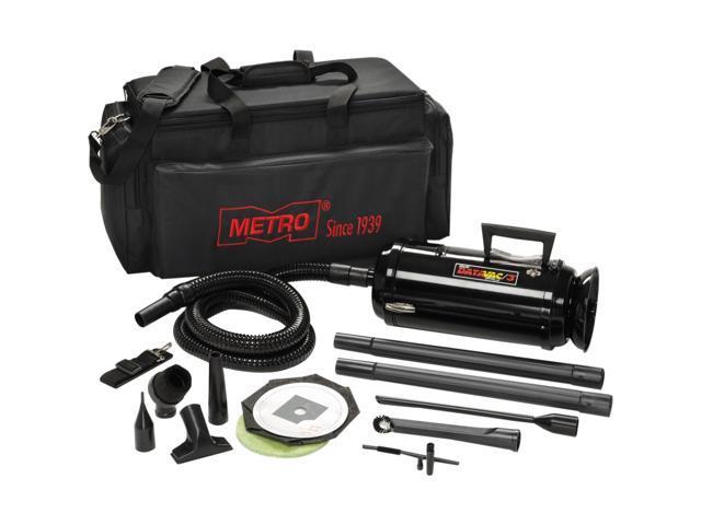 Metropolitan Vacuum Cleaner MDV-3TCA Pro DataVac Toner Vacuum Cleaner with Carrying Case