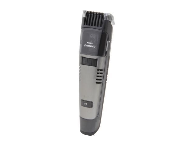 norelco qt4050 vacuum beard trimmer. Black Bedroom Furniture Sets. Home Design Ideas