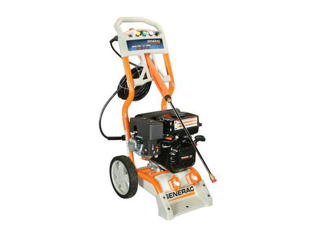 Generac 6024 3000PSI Gas Powered Pressure Washer