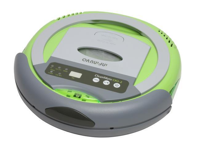 METAPO QQ-2 Green Infinuvo CleanMate 365 Robotic Vacuum
