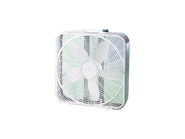 "LASKO 3723 20"" Premium Box 3-Speed Fan"