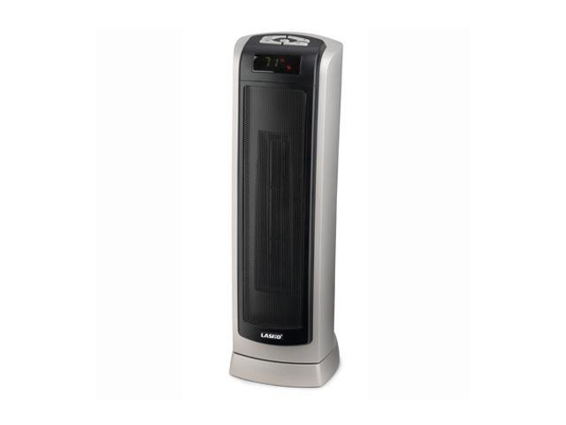 LASKO 5521 Ceramic Tower Heater with Electronic Control