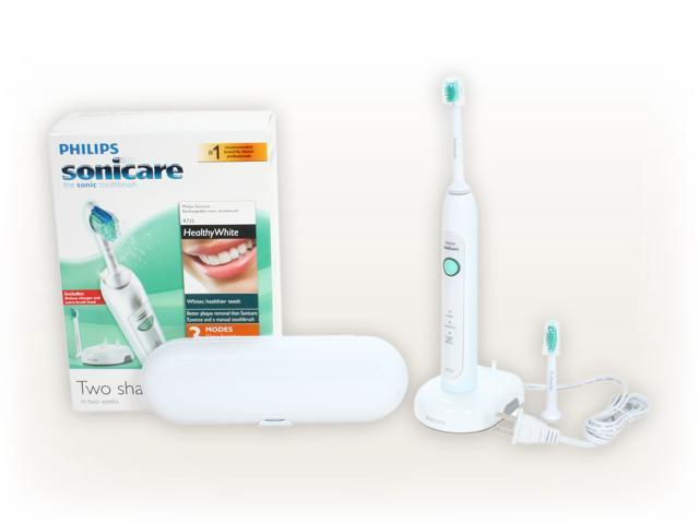 Philips Sonicare R732 HealthyWhite Rechargeable Sonic Toothbrush w/ 3 modes