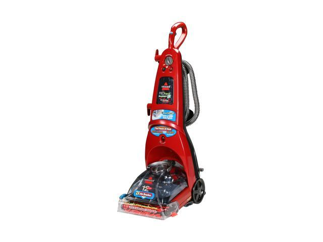 Bissell 9500 Proheat 2x Cleanshot Upright Deep Cleaner Red