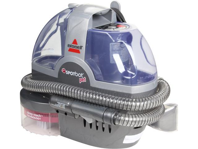 BISSELL 33N8 SpotBot Hands free Spot & Stain Deep Cleaner Silver