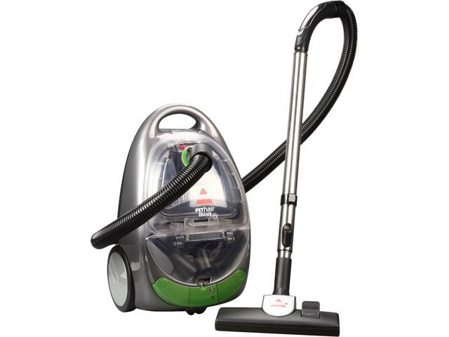 Bissell Pet Hair Eraser Cyclonic Canister Vacuum 66T