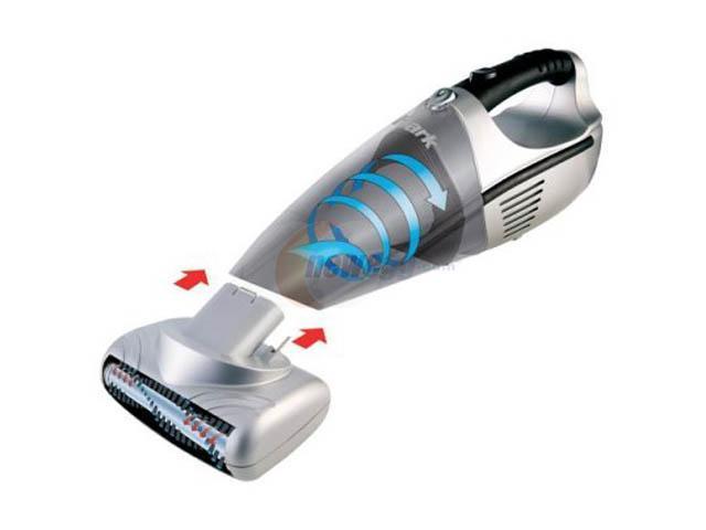 Shark sv736 cordless handvac green hand vacuums for Shark tank fairy door