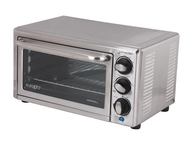 Euro Pro To36 Stainless Steel Convection Oven Newegg Com