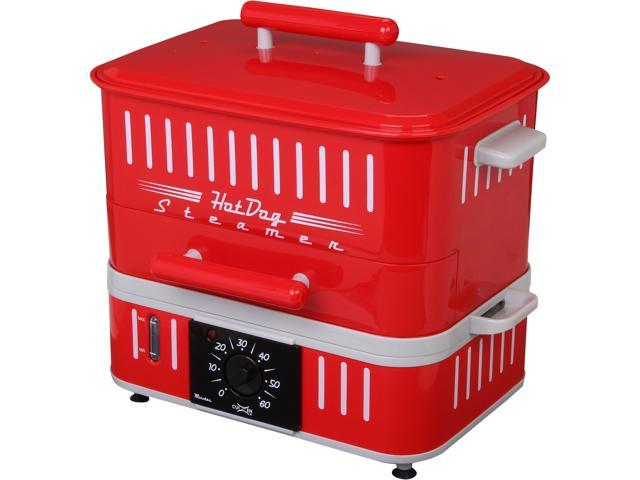 Retro Style Hot Dog Steamer CuiZen ST-1412