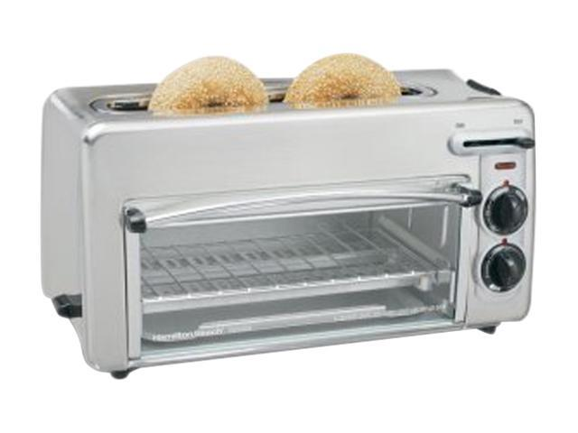 Hamilton Beach 22710 Chrome Toastation Toaster & Oven