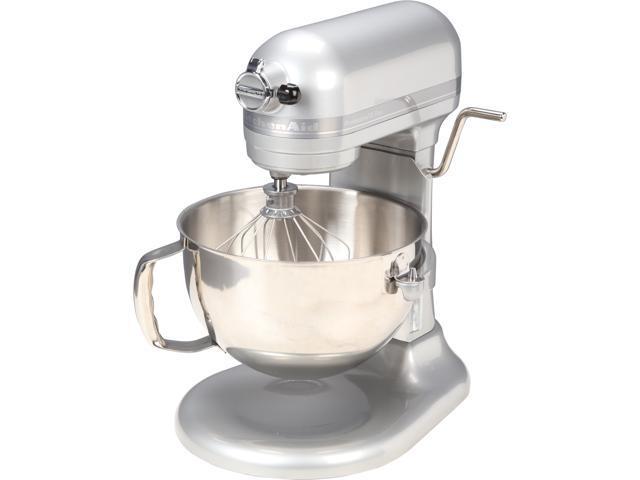 KitchenAid KV25GOXMC Professional 450 Watt 5™ Plus Series 5 Quart Bowl-Lift Stand Mixer Chrome