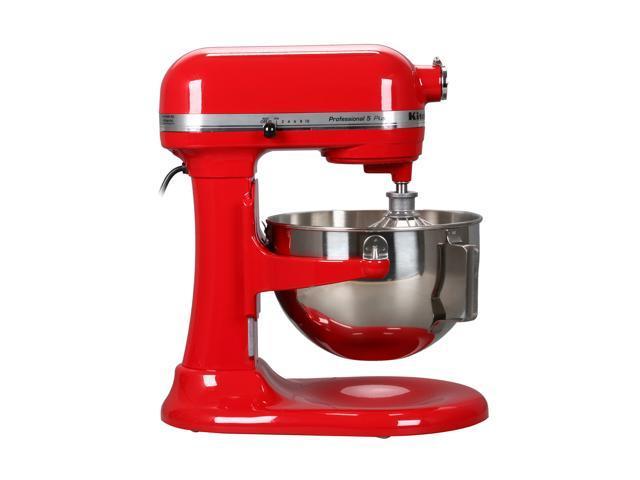 KitchenAid KV25G0XER Professional 5 Plus Series Stand Mixer Red
