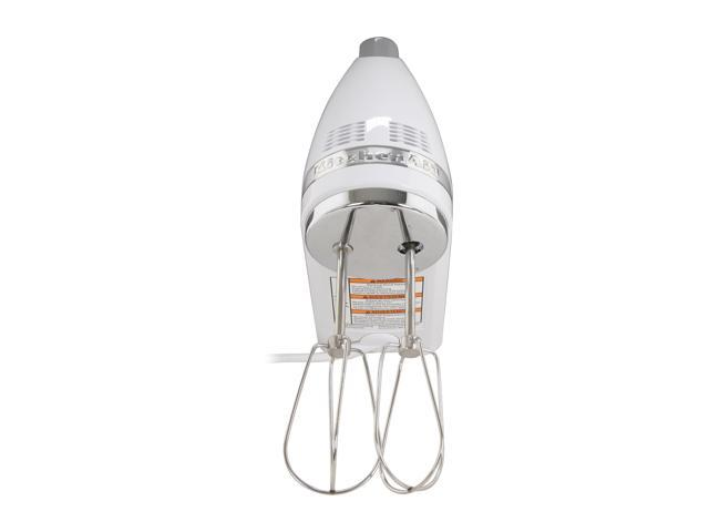 KitchenAid KHM720WH Hand Mixer White