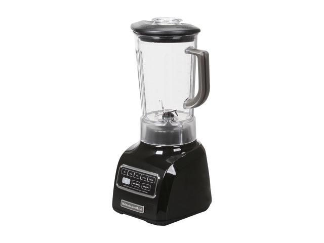KitchenAid KSB650OB Onyx Black Platinum Collection Blender with BPA-Free Pitcher